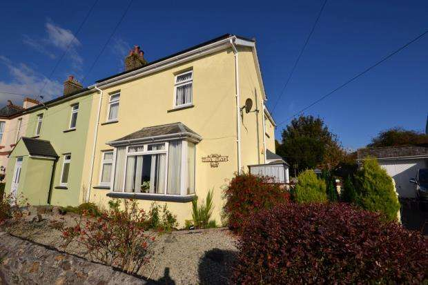 2 Bedrooms End Of Terrace House for sale in Launceston Road, Callington, Cornwall