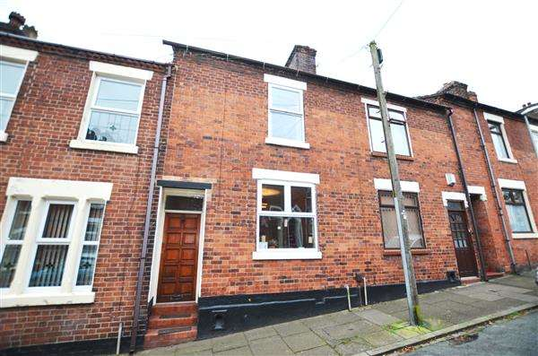 2 Bedrooms Terraced House for sale in Brighton Street, Penkhull, Stoke-On-Trent