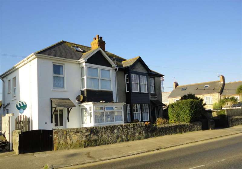 3 Bedrooms End Of Terrace House for sale in St Pirans Rd, Perranporth