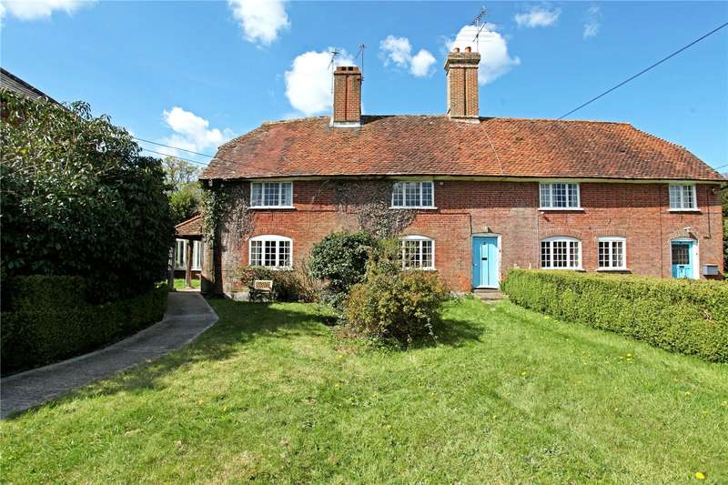 2 Bedrooms Terraced House for sale in New Inn Cottages, The Common, Dunsfold, Godalming, GU8