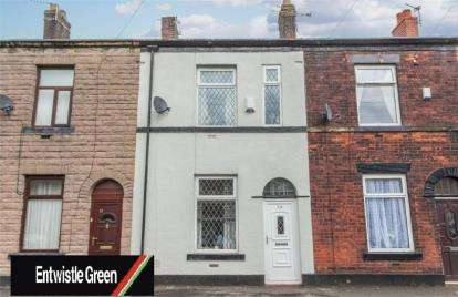 3 Bedrooms Terraced House for sale in Scholes Street, Elton, Bury, Greater Manchester, BL8
