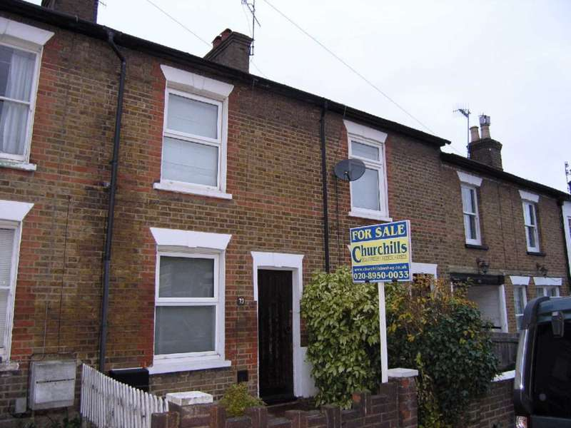 2 Bedrooms Terraced House for sale in Villiers Road, Oxhey