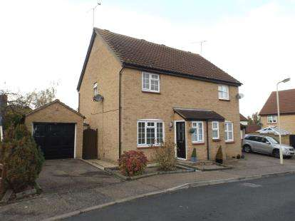 3 Bedrooms Semi Detached House for sale in South Woodham Ferrers, Chelmsford, Essex
