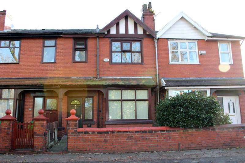 3 Bedrooms Terraced House for sale in Alexander Road, Tonge Park