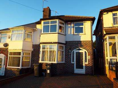 3 Bedrooms Semi Detached House for sale in Farrington Road, Birmingham, West Midlands