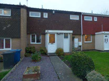 3 Bedrooms Terraced House for sale in Wandsbeck, Tamworth, Staffordshire