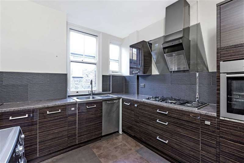 3 Bedrooms Maisonette Flat for sale in Park Hill, Abbeville Village, London, SW4