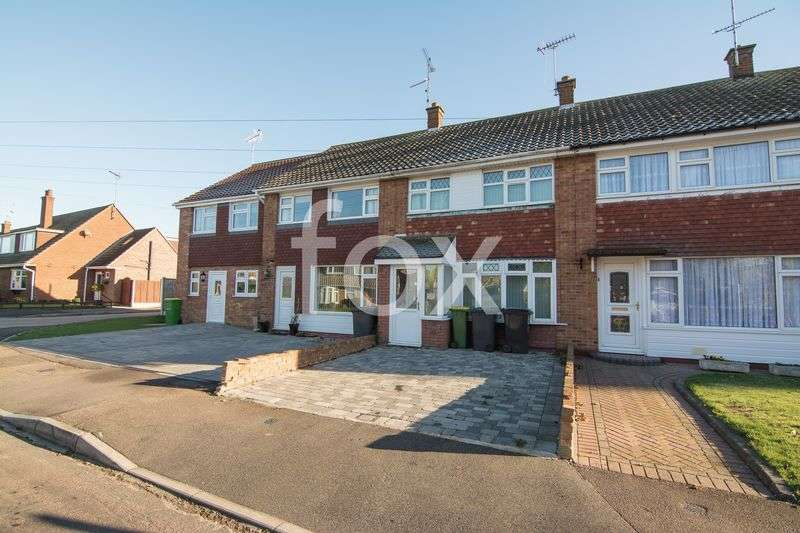 3 Bedrooms Terraced House for sale in Banyard Way, Rochford