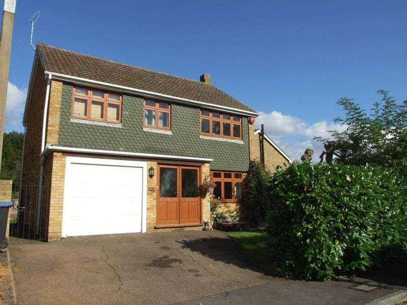 4 Bedrooms Detached House for sale in Mayfield Close, Old Harlow, Essex