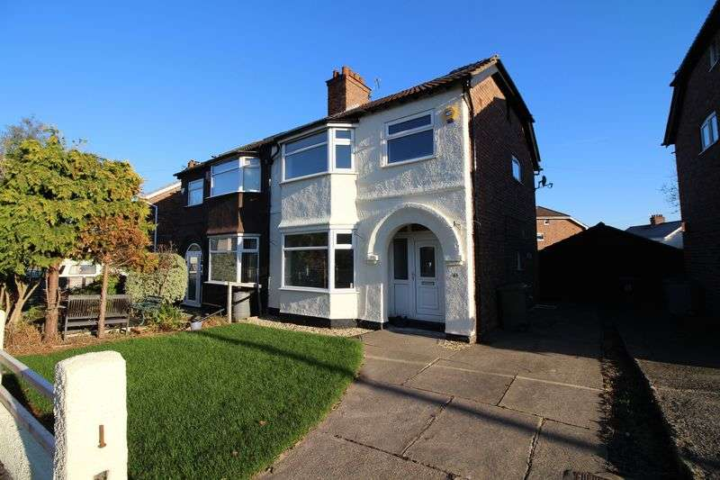 3 Bedrooms Terraced House for sale in Thorburn Road, New Ferry