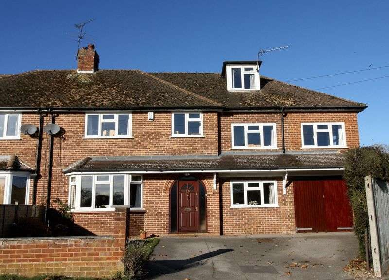 5 Bedrooms Semi Detached House for sale in Oak Tree Avenue, Marlow