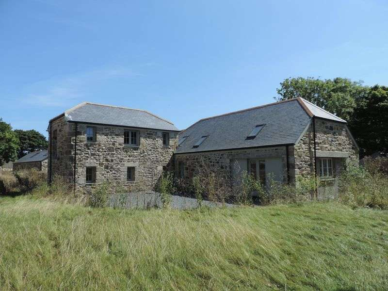 4 Bedrooms Detached House for sale in Trelean Farm, Hayle