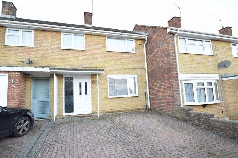 3 Bedrooms Terraced House for sale in Marlins Turn, GADEBRIDGE, Hemel Hempstead