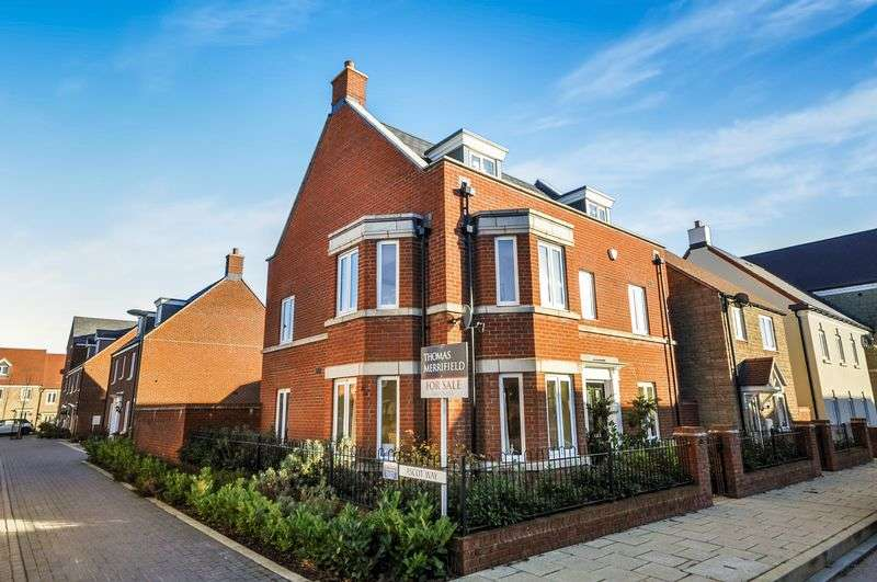 5 Bedrooms Detached House for sale in Ascot Way, Bicester
