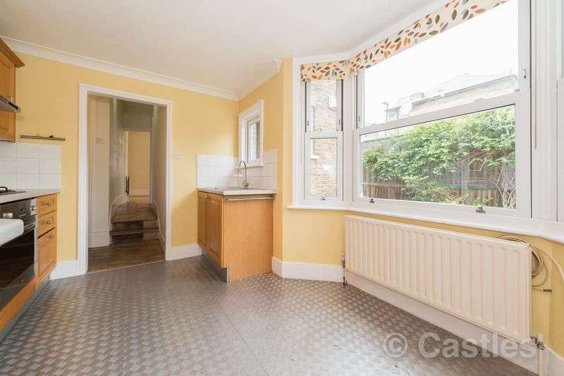 1 Bedroom Flat for sale in Berners Road N22