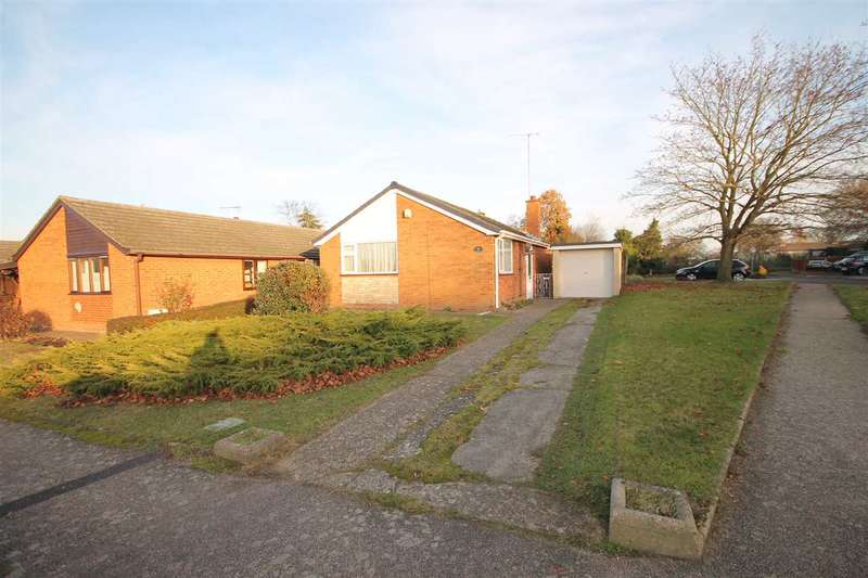 2 Bedrooms Bungalow for sale in Springfield Road, Lower Somersham