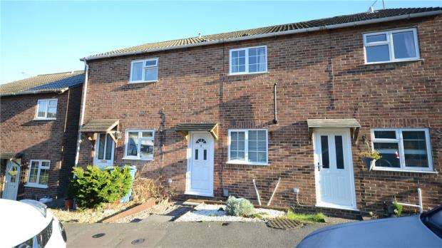 2 Bedrooms Terraced House for sale in St. Benedicts Close, Aldershot, Hampshire