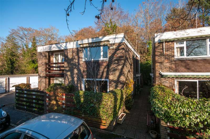 2 Bedrooms Semi Detached House for sale in Broomhurst Court, Ridgeway Road, Dorking, Surrey, RH4