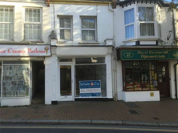 2 Bedrooms Commercial Property for sale in ILFRACOMBE, Devon