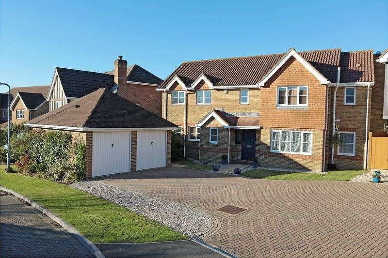 5 Bedrooms Detached House for sale in Littlewood Lane, Buxted, East Sussex