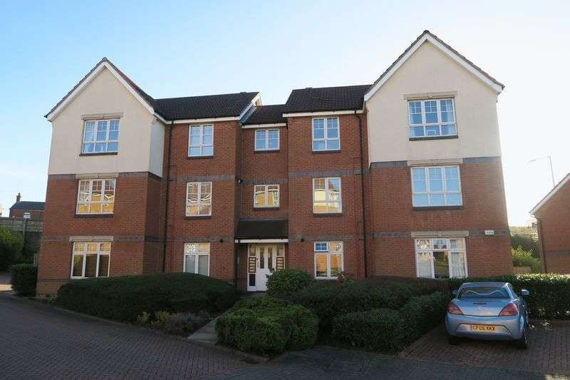 2 Bedrooms Flat for sale in Turnberry Gardens, Tingley, Wakefield