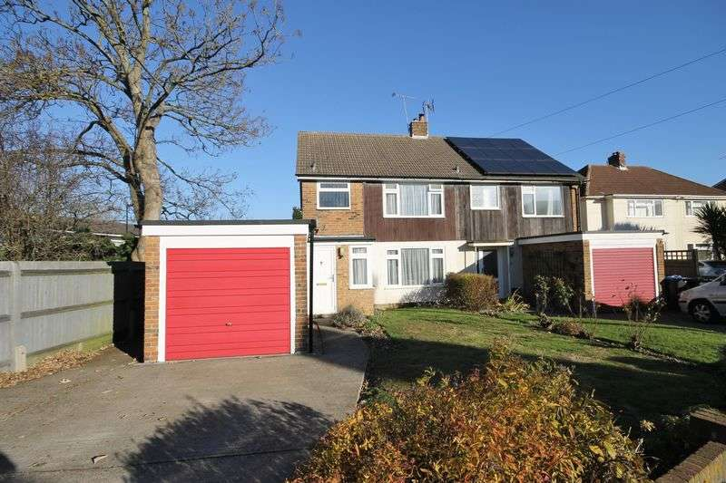 3 Bedrooms Semi Detached House for sale in Cants Lane, Burgess Hill, West Sussex