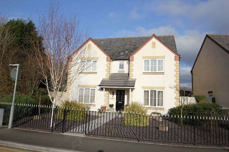 4 Bedrooms Detached House for sale in College Road, Carmarthen