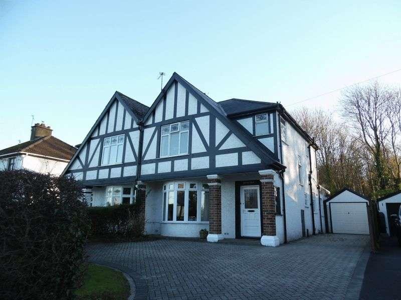 3 Bedrooms Semi Detached House for sale in Heol Yr Ynys Bridgend CF31 3LH