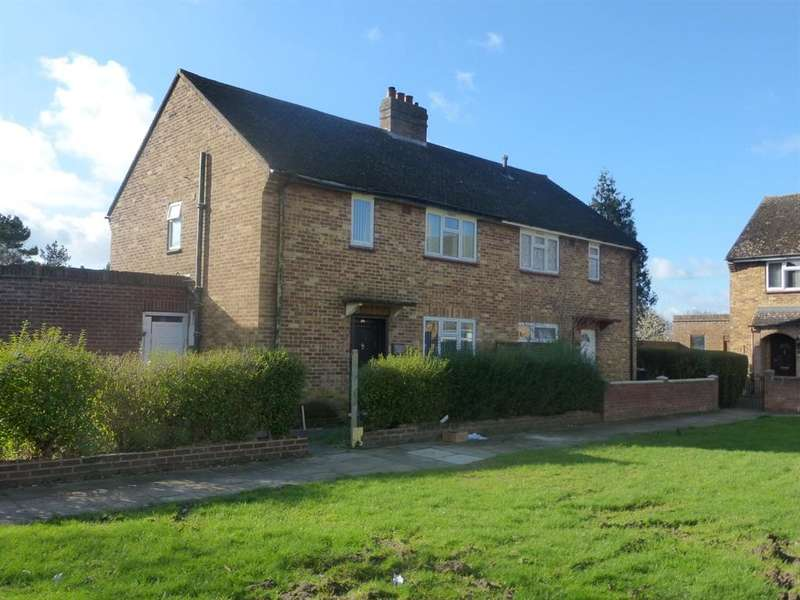 3 Bedrooms Semi Detached House for sale in Carlisle Road, Bedford, MK40
