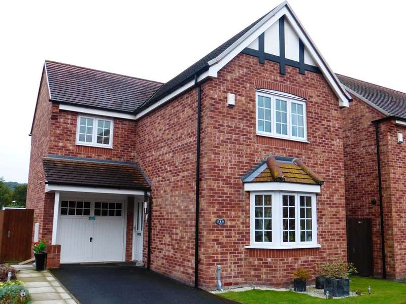 3 Bedrooms Detached House for sale in Merry Road, Ollerton, Newark, NG22