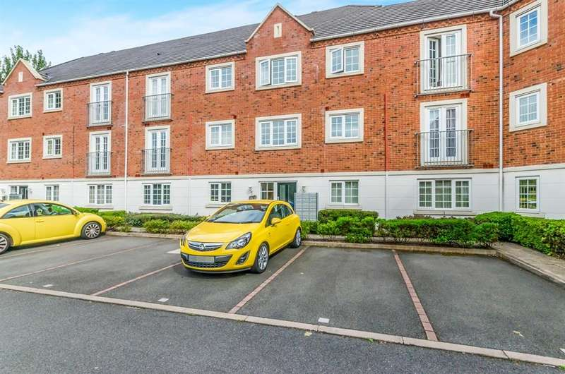 1 Bedroom Apartment Flat for sale in Donnington Court, Dudley, DY1