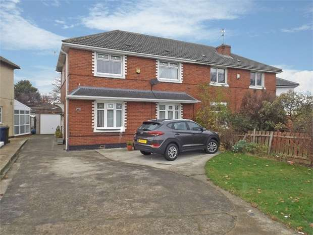 3 Bedrooms Semi Detached House for sale in Sycamore Crescent, Middlesbrough, North Yorkshire
