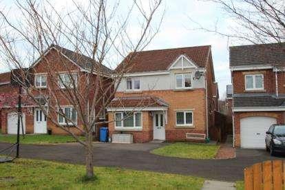 4 Bedrooms Detached House for sale in Glentye Drive, Tullibody