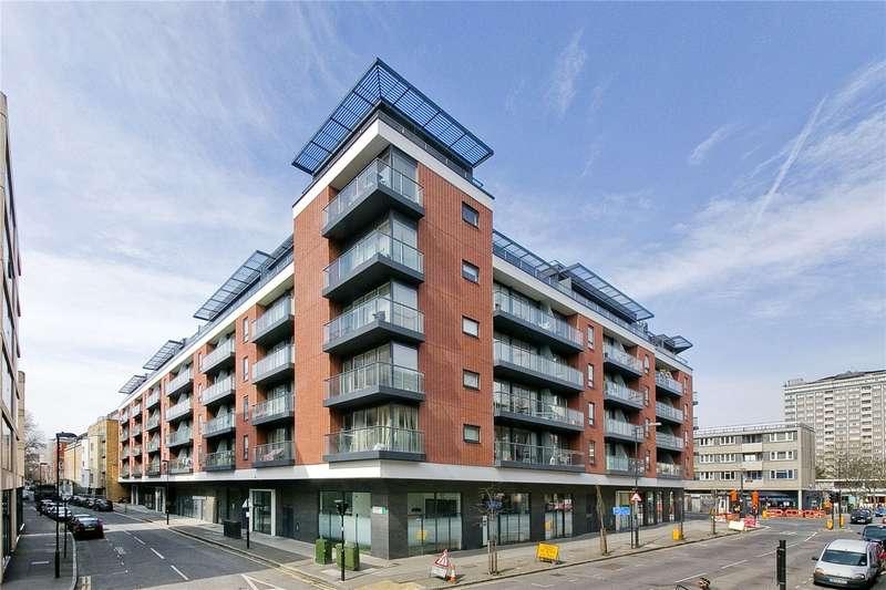 1 Bedroom Flat for sale in Central Street, Clerkenwell, EC1V