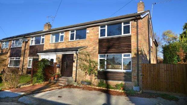 3 Bedrooms End Of Terrace House for sale in Hollybush Hill, Stoke Poges