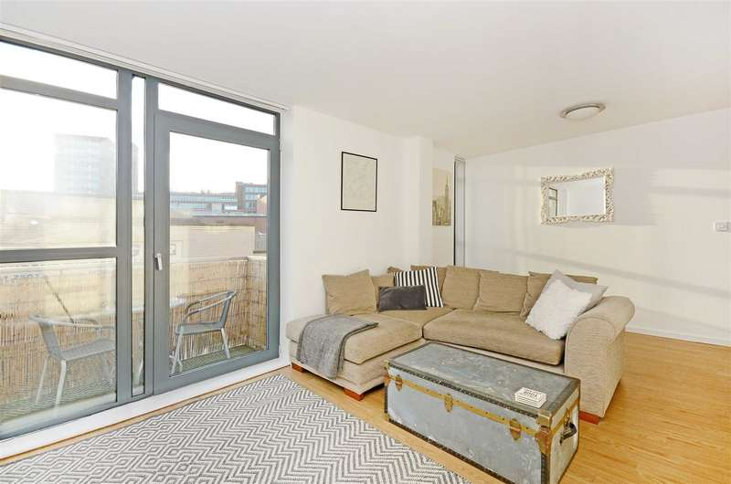2 Bedrooms Property for sale in Bailey Street, Sheffield