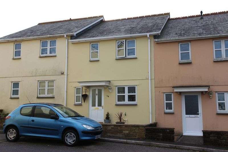 3 Bedrooms Terraced House for sale in Clodan Mews, St Columb Road