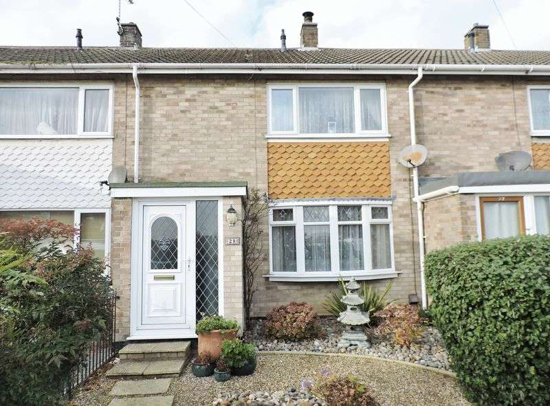 2 Bedrooms Terraced House for sale in Hall Road, Kessingland