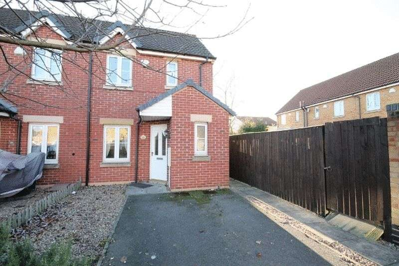 2 Bedrooms House for sale in Kiwi Drive, Derby