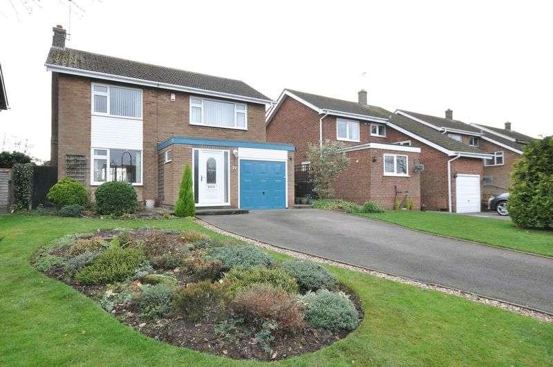 4 Bedrooms Detached House for sale in Twentylands, Rolleston on Dove