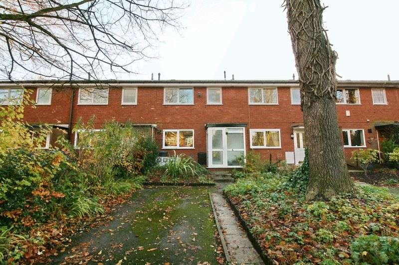 3 Bedrooms Terraced House for sale in Barclay Drive Ellesmere Park Eccles Manchester