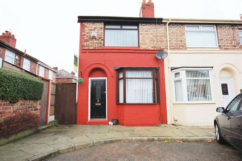 2 Bedrooms Terraced House for sale in Cherry Close, Walton, Liverpool, L4