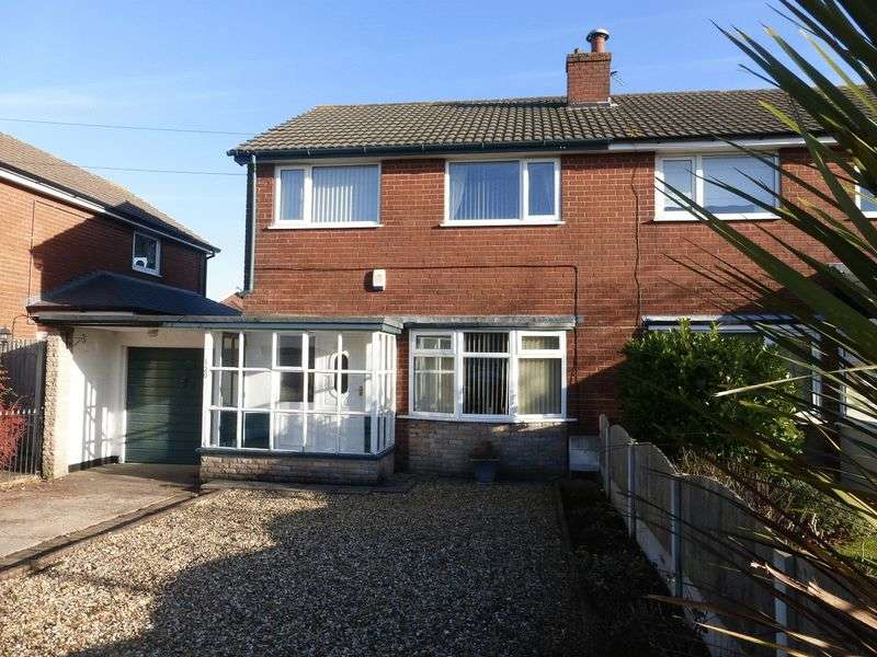 3 Bedrooms Semi Detached House for sale in Hesketh Lane, Tarleton, Preston