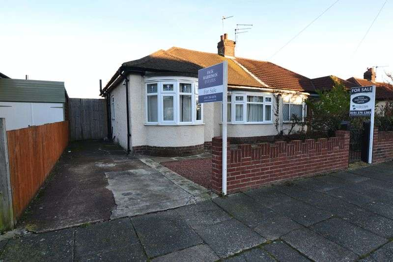 3 Bedrooms Semi Detached Bungalow for sale in Addycombe Terrace, Newcastle Upon Tyne