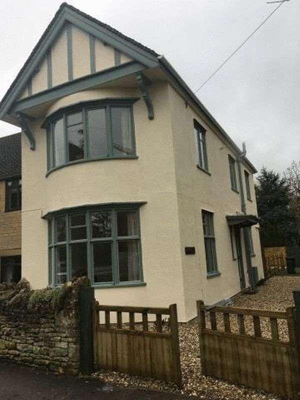 2 Bedrooms Detached House for sale in Gardenhurst, Hospital Road, Moreton In Marsh, GL56 0BN