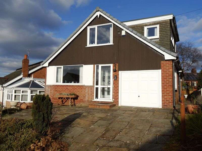 4 Bedrooms Detached Bungalow for sale in Eden Drive, Macclesfield