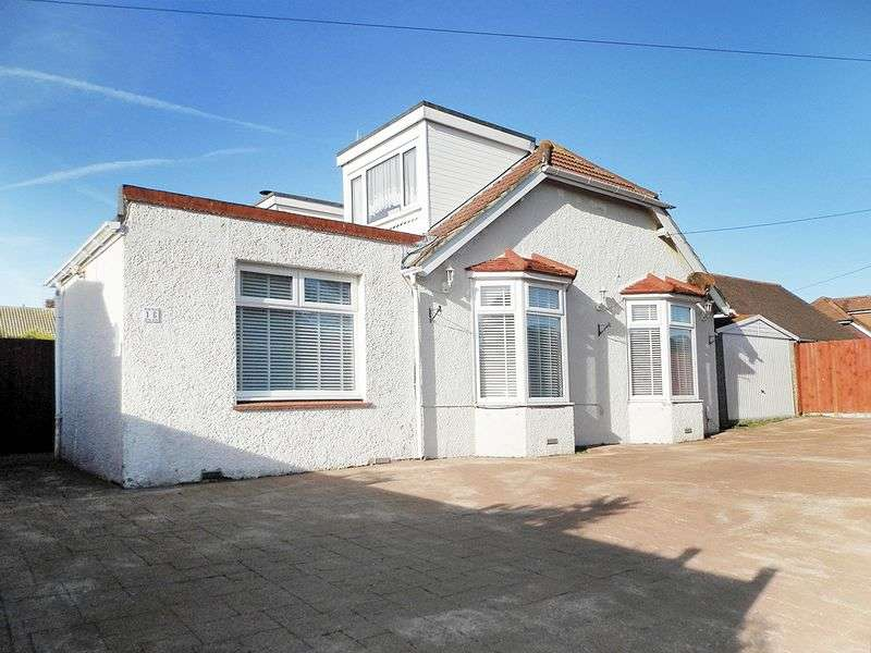 5 Bedrooms Bungalow for sale in Cokeham Lane, Lancing