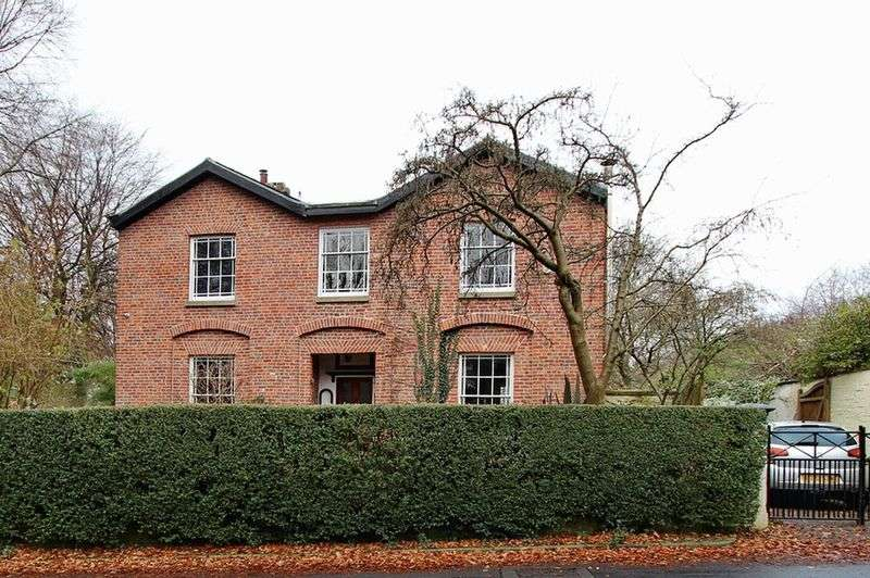 5 Bedrooms Detached House for sale in Lower Broughton Road, Salford, Manchester