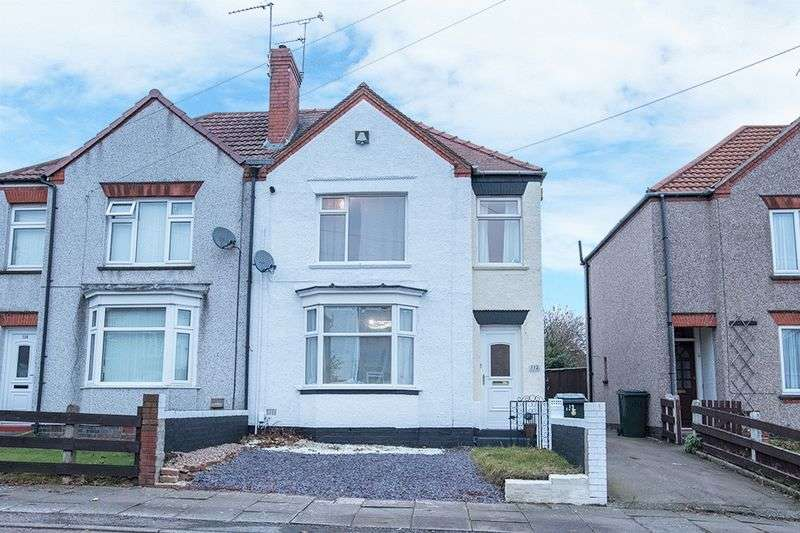 4 Bedrooms Semi Detached House for sale in Masser Road, Holbrooks