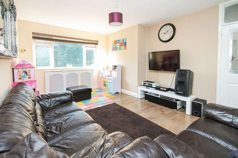 2 Bedrooms Flat for sale in Caroline Close, West Drayton
